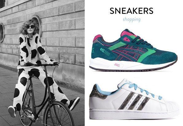 12 sommerlige sneakers  http://stylista.dk/trends-og-guides/12-sommerlige-sneakers