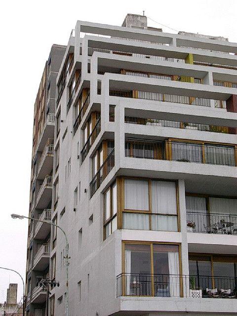 Más tamaños | MAR del PLATA - Edificio Bonet 04 (arq. Antonio BONET) | Flickr: ¡Intercambio de fotos!
