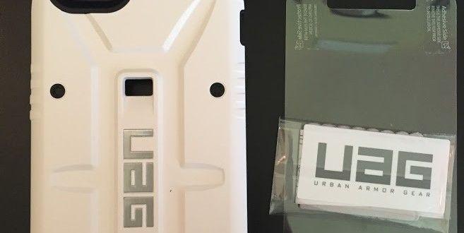 Proteggiamo il nostro smartphone da cadute grazie alla cover UAG!! (MIL STD 810G 516.6)