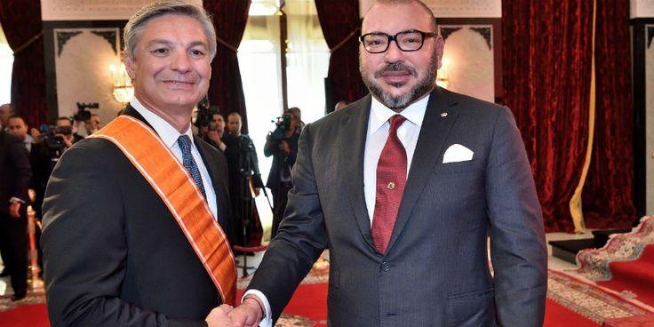 "Comment Mohammed VI a ""offert"" Boeing au Maroc - H24info le portail d'information Marocain"