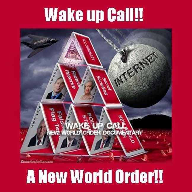 Ascensão Do Ser Humano : Wake Up Call - New World Order - Remastered Editio...