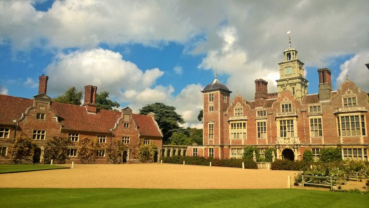 Castles & Manor Houses | stylishbeauty: Blickling Hall