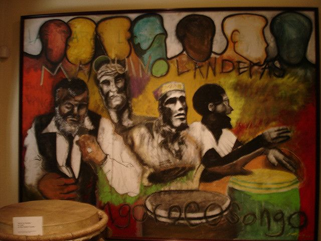 """For many years, the Black history of Puerto Rico was even missing from Puerto Rico's history books.  """"El Museo de Nuestra Raiz Africana"""" (the Museum of our African Roots) located in Old San Juan, Puerto Rico, is where you can learn about the African cultural influence of Puerto Rico. This heritage is celebrated through paintings, artifacts, documents and photographs."""