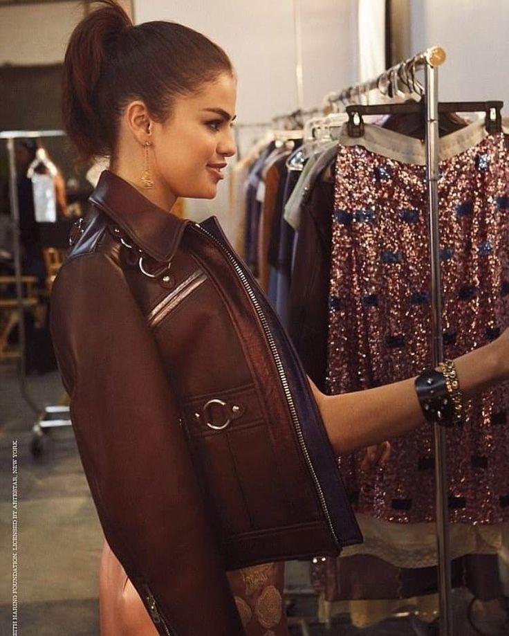 Selena Gomezs Coach Campaign 2018