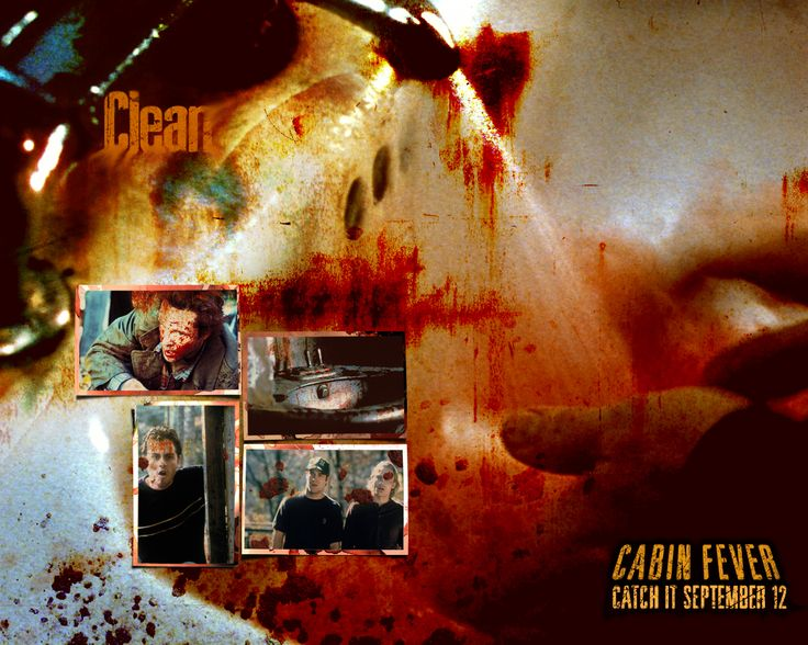Watch Streaming HD Cabin Fever, starring Jordan Ladd, Rider Strong, James DeBello, Cerina Vincent. A group of five college graduates rent a cabin in the woods and begin to fall victim to a horrifying flesh-eating virus, which attracts the unwanted attention of the homicidal locals. #Horror #Sci-Fi http://play.theatrr.com/play.php?movie=0303816