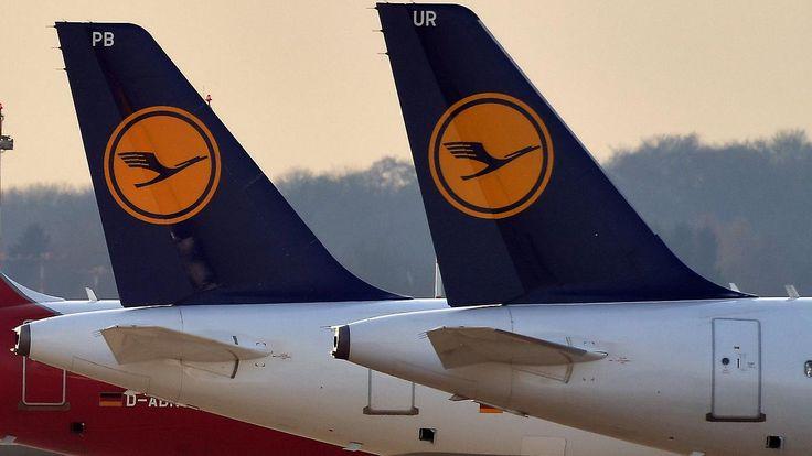 """""""Streiks schaden 'Marke Deutschland'"""": Wirtschaft warnt Piloten vor neuen Streiks"""