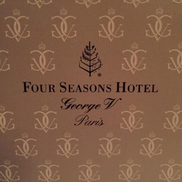 How to Celebrate Julia Child's Birthday in Paris: Four Seasons George V Paris