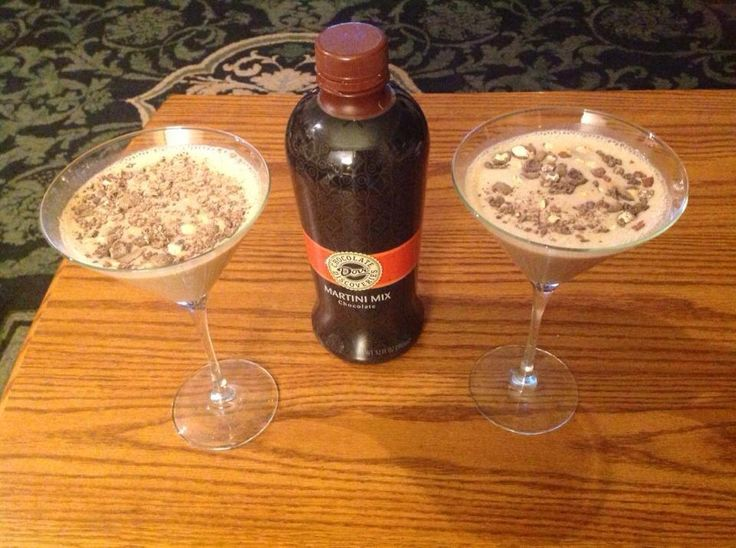 Dove Chocolate Discoveries Martini Mix 14 best My Dove Chocol...