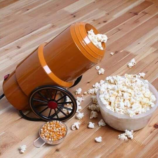 Maquina de palomitas de maíz