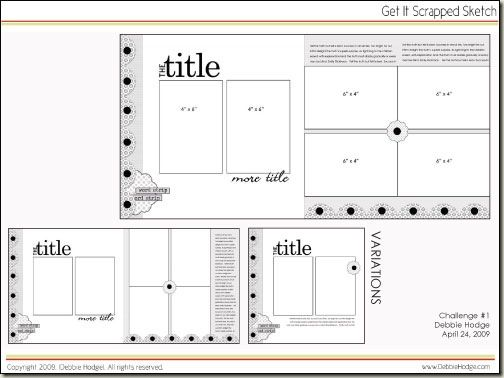 The 49 best SCRAPBOOKING TEMPLATES from GIS images on Pinterest