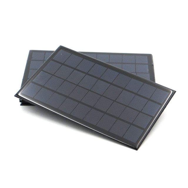 Solar Panel 6v 9v 18v Mini Solar System Diy For Battery Cell Phone Chargers Portable 2w 3w 4 5w 6w 10w Solar Energy Panels Solar Heating Solar Energy Solutions
