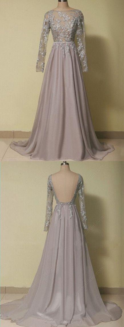 Long Sleeve Lace Prom Dress,Long Prom Dresses,Cheap Prom Dresses,Evening Dress Prom Gowns, Formal Women Dress,prom dresses