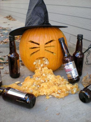 59 best images about coors light on pinterest Pumpkin carving beer