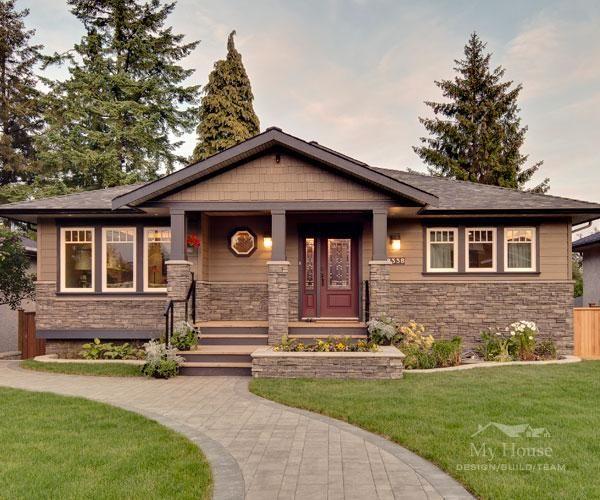72 Best Bungalow Reno Ideas Images On Pinterest House