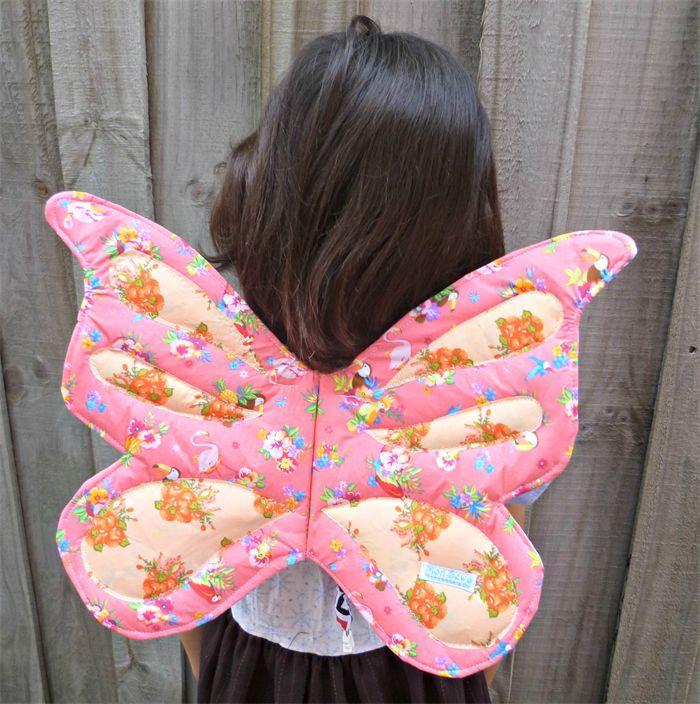 Pretend play Butterfly Wings