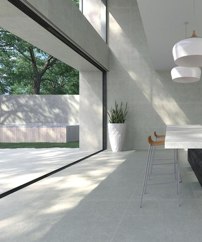 Apartment Living Room Grey