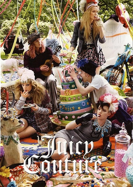 Juicy Couture. This pic cracks me up... This is the kind of party I want to be invited to lol