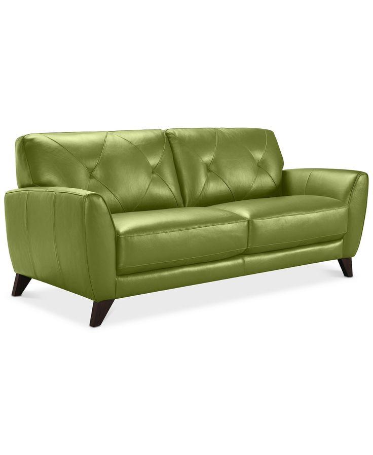 Furniture myia 82 leather sofa sofa mattress furniture