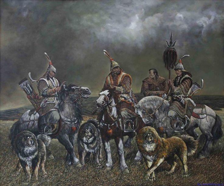 Mongol Knight 90