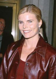 Mariel Hemingway: met her at a party and barely spoke to her because I was pretty bowled over to be sitting on a sofa with her. Absolutely gorgeous woman.