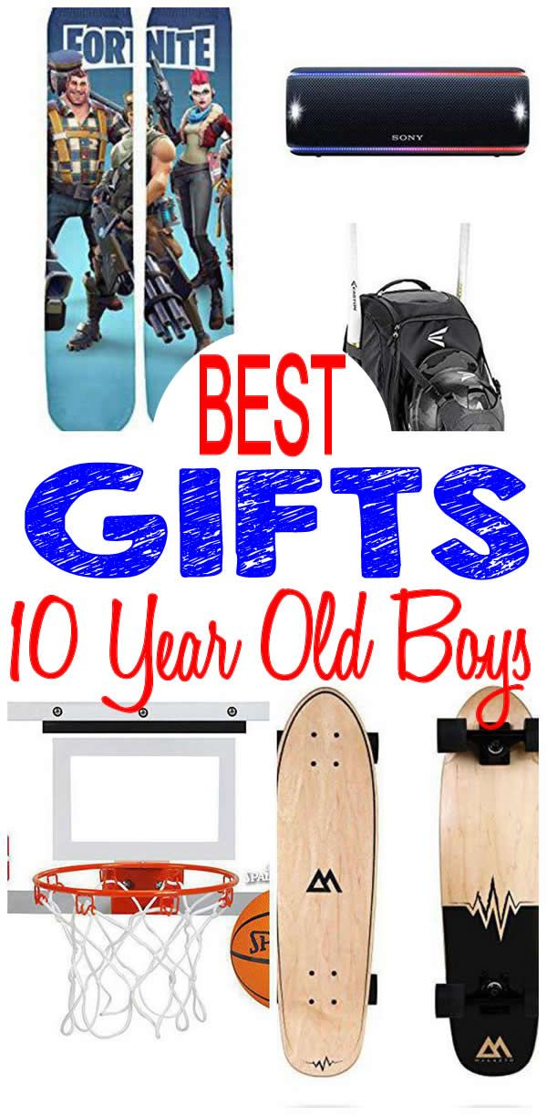 Cool 10 Year Old Boys Gifts Boy Birthday Parties Birthday Gifts For Teens Tween Christmas Gifts