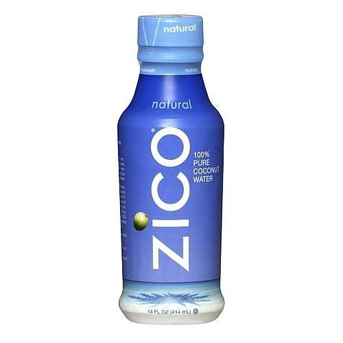 Zico Coconut Water - I'm kind of obsessed. Best way to naturally replenish electrolytes, and great source of potassium!