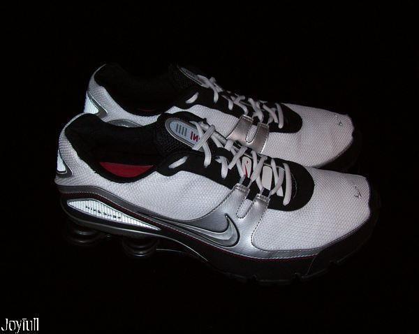 NIKE Shox + Running Shoes Men's Size 13 EUC