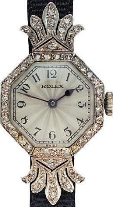 A rare vintage Rolex from the 1920s. A beautiful investment piece from www.vintagewatchcompany.com. £16,900