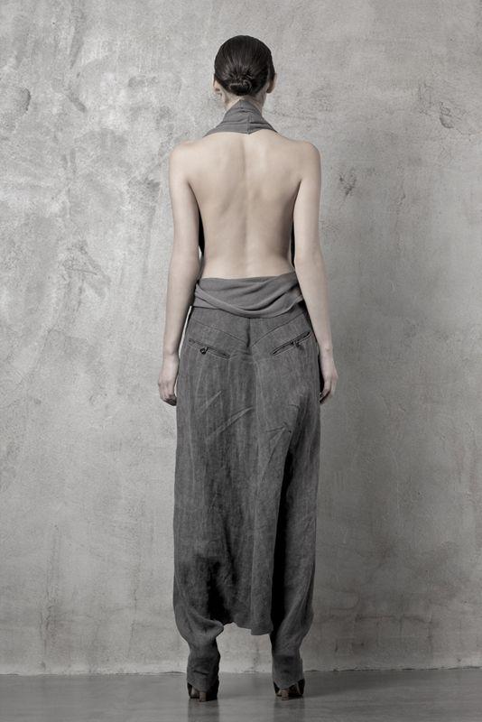 pure gray   Fashion + Photography   Uma Wang SS2012  