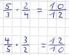 Bruchrechnung Multiplikation Beispiel