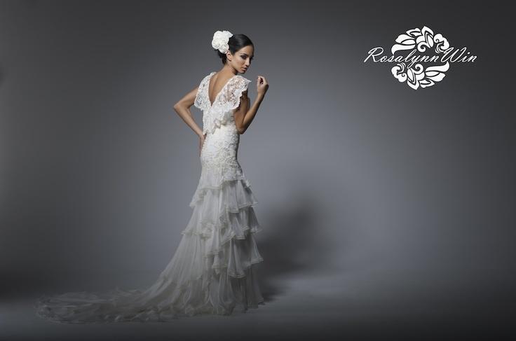 Valencia gown. www.rosalynnwin.com
