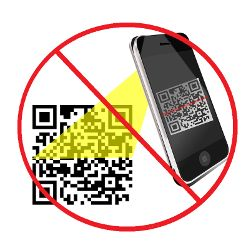 'QR' Barcodes: The Latest Plot to Keep You in the Dark about GMOs   Thanks, but No Thanks