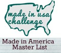 Buy American made this Christmas! Made in America Master List - toys, clothes, foods, beauty products, etc; all sources for products made in the USA