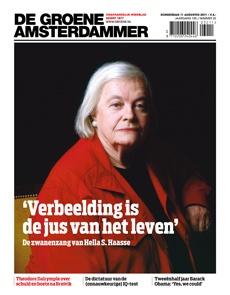 """""""Het is zo zonde, leven zonder het geluk van muziek of literatuur."""" Hella Haasse's laatste interview, prachtig!"""