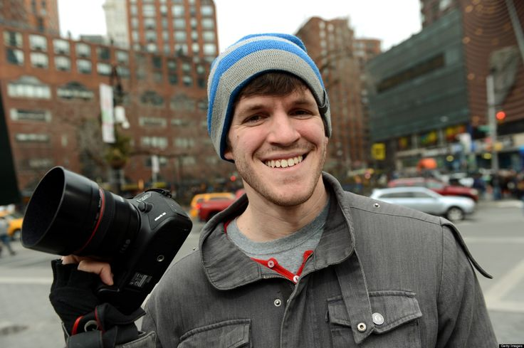 'Humans Of New York' Photographer Brandon Stanton, TIME's 30 under 30 changing the world!