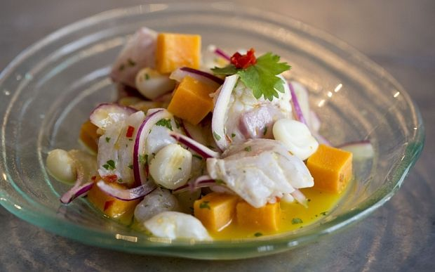 Fresh, zingy, delicious: how to make perfect ceviche - Telegraph