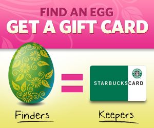 Finders, Keepers! 1000s of Gift Cards
