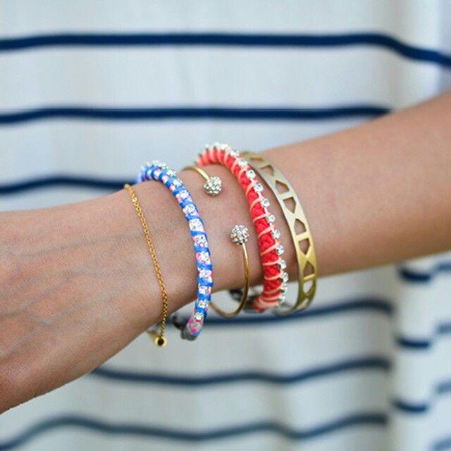 Other version of #madisontale bracelets ♡