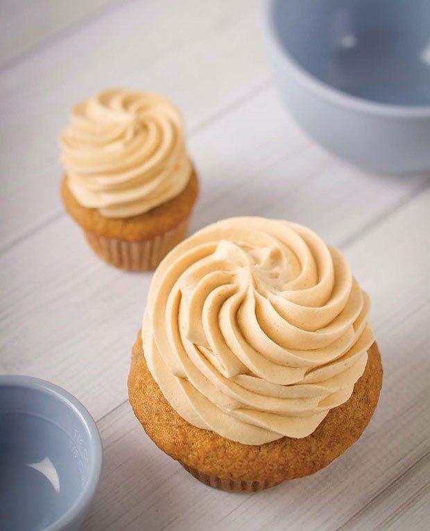 Prairie girl cupcake recipes National Post banana caramel & strawberry red velvet