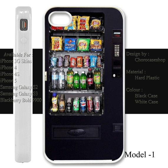 iphone Case BevMaxMachinesC75Drink by CHOROCASESHOP on Etsy, $15.00
