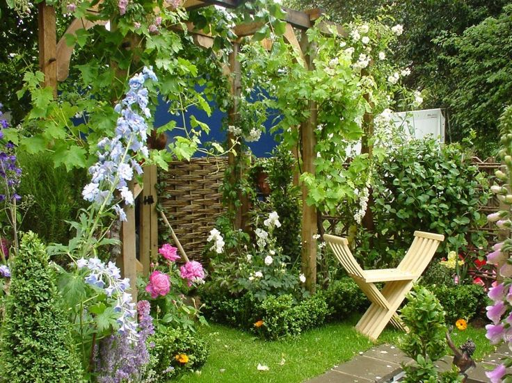 bloemen tuin inrichten ideeen - Google zoeken
