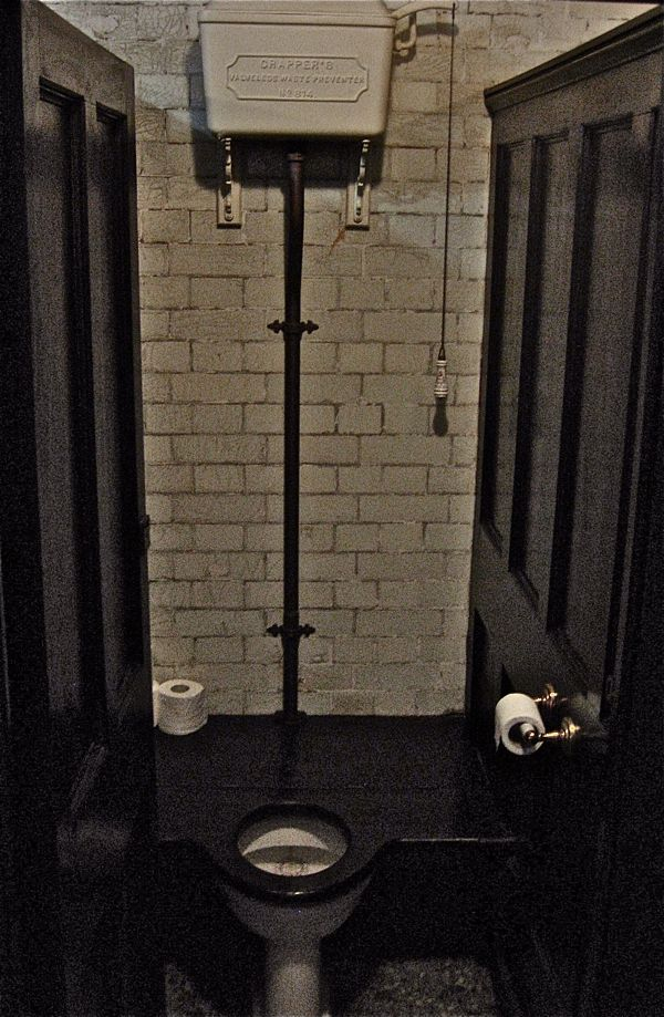 Thomas Crapper-style toilet - Google Search