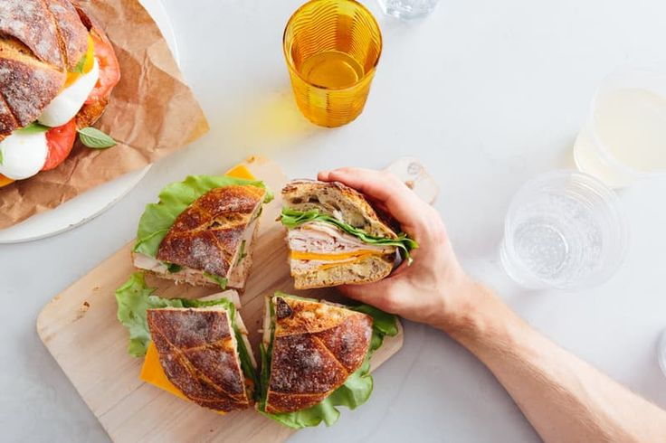 12 Ways to Eat a Sandwich for Dinner — Recipes from The Kitchn | The Kitchn | Bloglovin'