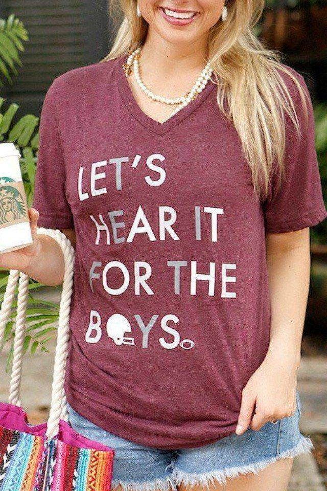 Football season is in the air and it's pretty much in our hearts and on our ...