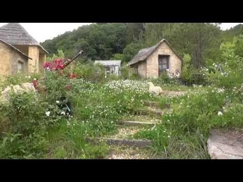 ドゥリムトン村~ガーデンコテージ~イングリッシュガーデン~Cottage Garden - YouTube