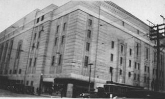 Maple Leaf Gardens opened in 1931.