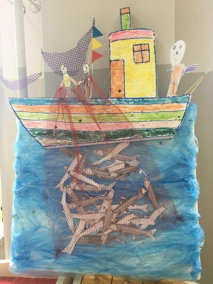 моей картинки поделки на морскую тему нас