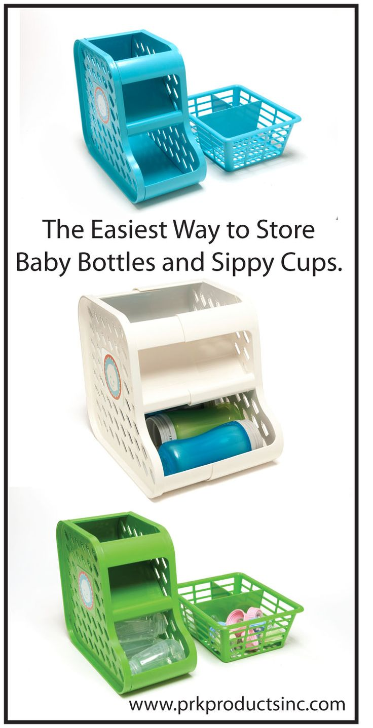 Store all your baby bottles and accessories in one place. Pinterest users save 15% use code pin15 at www.prkproductsinc.com