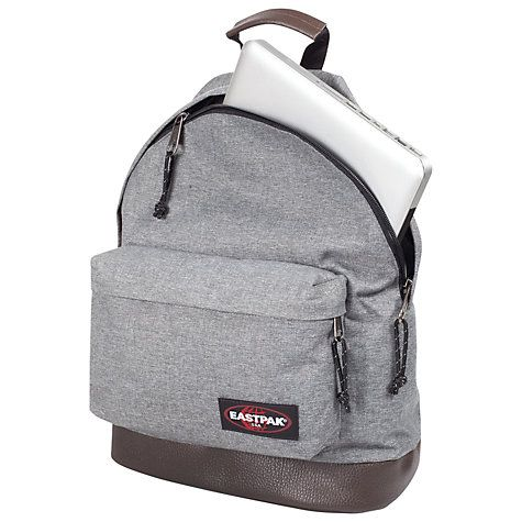 "Buy Eastpak Wyoming 15.4"" Laptop Backpack Online at johnlewis.com"