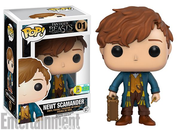 Funko will soon be releasing something, well, fantastic. At this year's San Diego Comic-Con, the beloved collectible company will debut a tiny,...